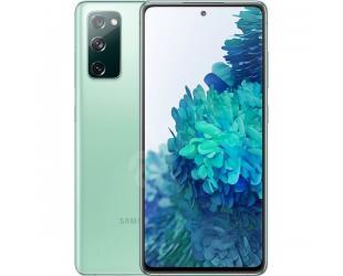 "Mobilus telefonas Samsung Galaxy S20 FE G780 Mint, 6.5"", Super AMOLED, 1080 x 2400, Exynos 990, Internal RAM 6 GB, 128 GB, MicroSD, Dual SIM, Nano-SIM, 3G, 4G, Main camera 12+12+8 MP, Secondary camera 32 MP, Android, 10, 4500 mAh"