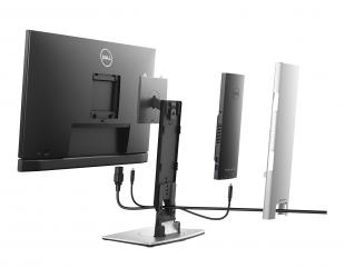 Kompiuteris Dell OptiPlex 3090 Ultra Desktop PC,  Intel Core i3, i3-1115G4, Internal memory 8 GB, DDR4, SSD 256 GB, Intel UHD, No Optical drive, Keybo