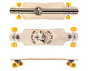 Riedlentė Spokey Longboard Skateboard LONGBAY