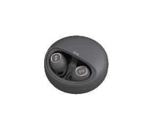 Ausinės Aukey True Wireless Earphone EP-T10 Key Series Built-in microphone, Bluetooth 5, Black