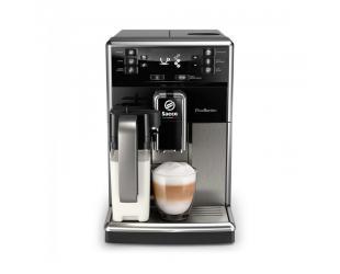 Kavos aparatas Saeco PicoBaristo SM5479/10 slėgis 15 bar, su pieno putos plakikliu, 1850 W, Black