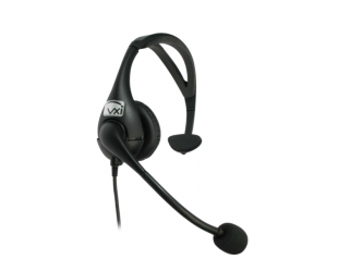 Laisvų rankų įranga BlueParrott Corded Headset VR12 Wired, Black