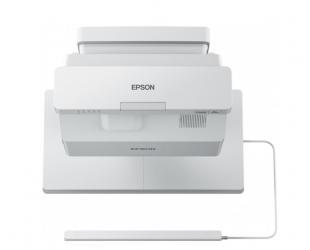 Projektorius Epson 3LCD EB-725WI WXGA (1280x800), 4000 ANSI lumens, White, Wi-Fi
