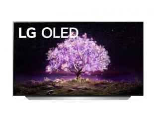 "Televizorius LG OLED55C12LA 55"" (139 cm) 4K Ultra HD Smart OLED TV"