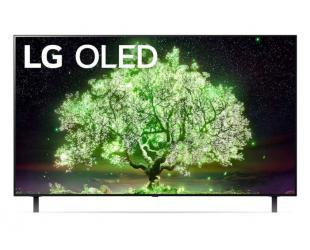 """Televizorius LG OLED55A13LA 55"""" (139 cm), Smart TV, WebOS, 4K UHD OLED, 3840 x 2160, Wi-Fi, DVB-T/T2/C/S2, Black"""