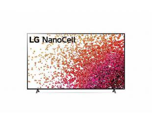 """Televizorius LG 75NANO753PA 75"""" (190 cm), Smart TV, WebOS, 4K UHD Nanocell, 3840 x 2160, Wi-Fi, Black"""