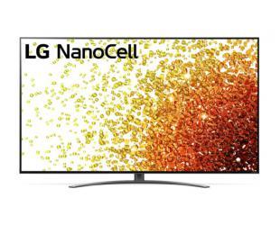 "Televizorius LG 65NANO913PA 65"" (164 cm), Smart TV, WebOS, 4K UHD Nanocell, 3840 x 2160, Wi-Fi, DVB-T/T2/C/S/S2, Black"