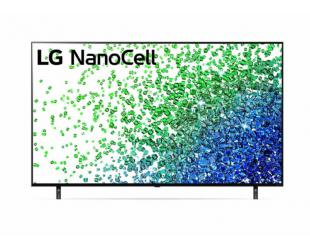 "Televizorius LG 65NANO803PA 65"" (164 cm), Smart TV, WebOS, 4K UHD Nanocell, 3840 x 2160, Wi-Fi, DVB-T/T2/C/S/S2, Black"