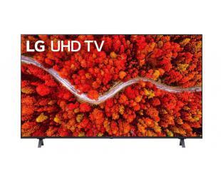 "Televizorius LG 55UP80003LA 55"" (139 cm), Smart TV, WebOS, 4K UHD, 3840 x 2160, Wi-Fi, DVB-T/T2/C/S/S2, Dark grey"