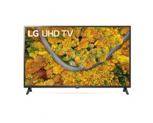 """Televizorius LG 43UP75003LF 43"""" (109 cm), Smart TV, WebOS, 4K UHD, 3840 x 2160, Wi-Fi, DVB-T/T2/C/S/S2, Black"""