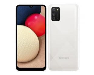 "Mobilusis telefonas Samsung Galaxy A02s White 6.5"" 32GB"
