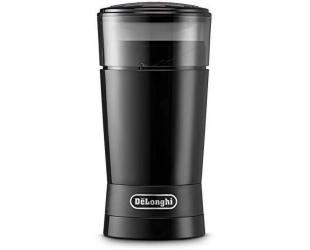 Kavamalė Delonghi KG200 170 W, talpa 90 g, puodelių 12 vnt, Black