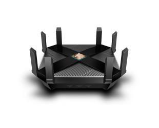 Maršrutizatorius TP-LINK Dual-Band Wi-Fi 6 Router Archer AX6000 802.11ax, 1148+4804 Mbit/s, 10/100/1000 Mbit/s, Ethernet LAN (RJ-45) ports 8, MU-MiMO