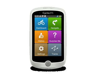 """GPS navigacija Mio Cyclo 215 8.9 cm (3.5""""); 320 x 480, GPS (satellite), Maps included"""