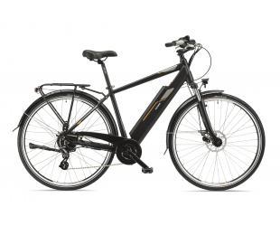 "Elektrinis dviratis Telefunken Expedition XC921, Trekking, galia 250 W, ratų dydis 28 "", Anthracite"