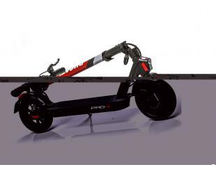 """Elektrinis paspirtukas Ducati Pro 2, 350W, 10"""", 25 km/h, Black"""