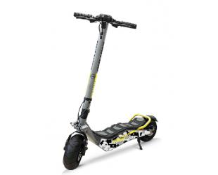 "Elektrinis paspirtukas Ducati Scrambler Cross E Sport, 500W, 10"", 25 km/h, Grey"