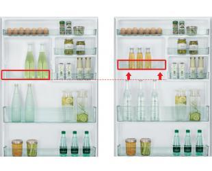 Šaldytuvas Hitachi Refrigerator R-VG541PRU0 (GPW) Energy efficiency class TBC, Free standing, Height 183.5 cm, No Frost system, Fridge net capacity 3