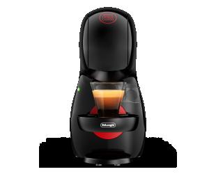Kapsulinės kavos aparatas Delonghi Small XS EDG210.B slėgis 15 bar, 1400 W, Black