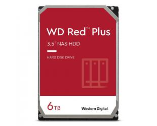 "Standusis diskas Western Digital NAS Hard Drive Red Plus 5400 RPM, 3.5 "", 6000 GB"