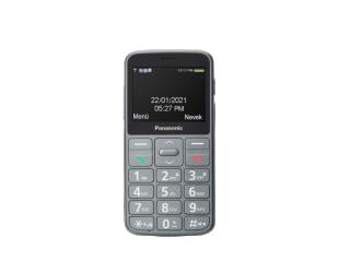 """Mobilus telefonas Panasonic KX-TU160 Grey, 2.4 """", TFT-LCD, 240 x 320, USB version USB-C, Built-in camera, Main camera 0.3 MP"""