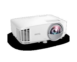 Projektorius Benq Interactive Classroom Projector MW826STH 1280 x 800 pixels, WUXGA (1920x1200),  3500 ANSI lumens, White