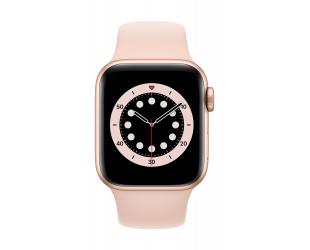 Išmanusis laikrodis Apple Aluminium Case with Sport Band - Regular LT Series 6 GPS + Cellular 40mm, Smart watch, GPS (satellite), LTPO OLED Always-On