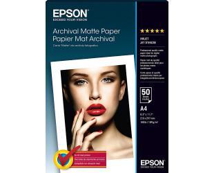Foto popierius Epson Archival Matte Paper - A4 - 50 Sheets A4