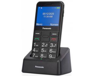 "Mobilus telefonas Panasonic KX-TU155EXBN Black, 2.4 "", TFT-LCD, microSD/microSDHC MB, USB version micro USB, Built-in camera, Main camera 0.3 MP"