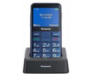 "Mobilus telefonas Panasonic KX-TU155EXBN Blue, 2.4 "", TFT-LCD, microSD/microSDHC MB, USB version micro USB, Built-in camera, Main camera 0.3 MP"