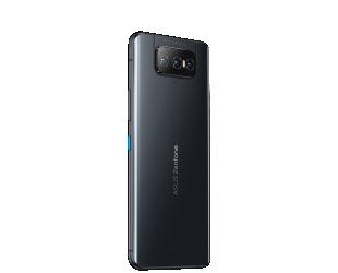 "Mobilusis telefonas Asus Zenfone 8 Flip ZS672KS Galactic Black, 6.67 "", AMOLED, 2400 x 1080, Qualcomm SM8350 Snapdragon 888 5G, Internal RAM 8 GB, 256"