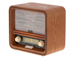 Radijo imtuvas Camry Retro Radio CR 1188 Wooden