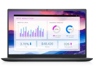 Nešiojamas kompiuteris Dell Vostro 14 5410 AG FHD i5-11300H/8GB/256GB/Iris Xe/Win10/ENG backlit kbd/Grey/FP/3Y Basic OnSite