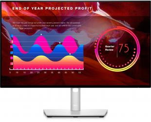 """Monitorius Dell LCD U2422H 23.8 """", IPS, FHD, 1920 x 1080, 16:9, 5 ms, 250 cd/m², Silver, HDMI ports quantity 1"""