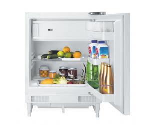 Šaldytuvas Candy Refrigerator CRU 164 NE/N Energy efficiency class F, Built-in, Larder, Height 82 cm, Fridge net capacity 100 L, Freezer net capacity