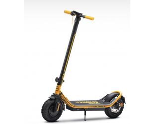 "Elektrinis paspirtukas Ducati branded Electric Scooter City Cross-E Off-road edition, 350 W, 10 "", 25 km/h, Black/Yellow"