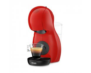 Kapsulinės kavos aparatas Delonghi Small XS EDG210.R Dolce Gusto kapsulėms, 15 bar, 1400 W, Red