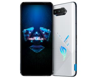 """Mobilusis telefonas Asus ROG Phone 5 ZS673KS White, 6.78 """", AMOLED, 1080 x 2448 pixels, Qualcomm SM8350, Snapdragon 888, Internal RAM 16 GB, 256 GB,"""