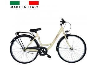 "Dviratis FREJUS Olanda Venere Lady Bike, Wheel size 26 "", Warranty 24 month(s), Beige"