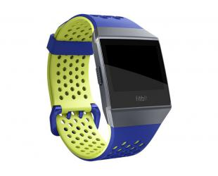 Apyrankė Fitbit Ionic Accessory, Sport Band, Blue/Yellow