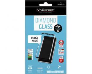 Ekrano apsauga MyScreen Diamond glass ( full screen ) for Samsung Galaxy S9 Plus 3D Black