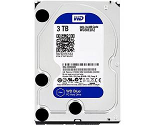 Standusis diskas WD WD30EZRZ, 3 TB