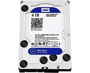 Standusis diskas WD WD40EZRZ, 4 TB