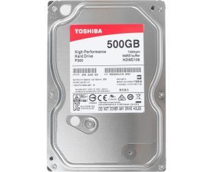 Standusis diskas Toshiba HDWD105EZSTA, 500 GB