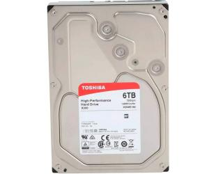 Standusis diskas Toshiba HDWE160UZSVA, 6 TB