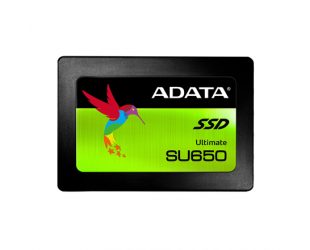 SSD diskas ADATA Ultimate SU650 ASU650SS-240GT-C, 240 GB