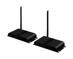 HDMI signalų perdavimo įrenginys MONACOR HDMA-220WL