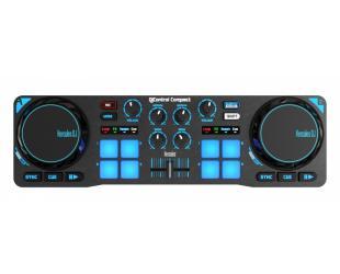 DJ pultas Hercules DJControl Compact