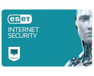 Antivirusinė programa Eset Internet security, 2 PC