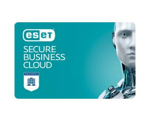 Visapusė IT apsauga ESET Secure Business Cloud, iki 25 įrenginių